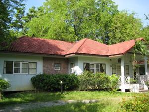 ที่ดินเปล่า พร้อม บ้านเดี่ยว 2 หลัง อยู่ในโครงการ มวกเหล็ก เฮลท์ สปา แอนด์ รีสอร์ท มวกเหล็ก สระบุรี 1