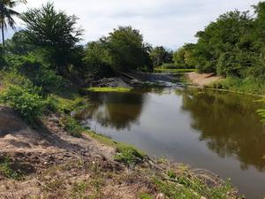 ขาย ที่ดินเปล่า ติดคลอง ใกล้ฝายกั้นน้ำ มีเสียงน้ำไหล เหมาะกับการสร้างบ้านสวน พักอาศัย อ.ปราณบุรี 3