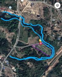 ขาย ที่ดินเปล่า ติดคลอง ใกล้ฝายกั้นน้ำ มีเสียงน้ำไหล เหมาะกับการสร้างบ้านสวน พักอาศัย อ.ปราณบุรี 4