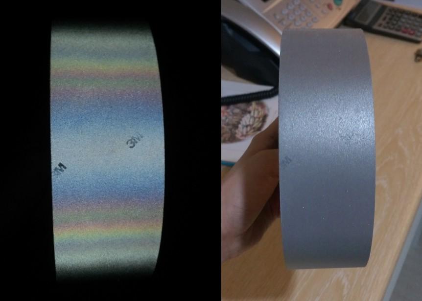 3M reflective fabric