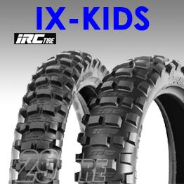 ยางนอก irc รุ่น ix-kid ขอบ 12 ขนาด 60/100-12, 80/100-12