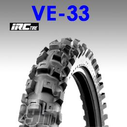 ยางนอก IRC รุ่น VE-35 VE-33 Motocross 1
