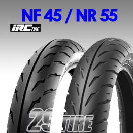 ยางนอก IRC รุ่น NF45 และ NR55 ใส่ NSR ตากลม KR