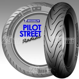 ยางนอก Michelin Pilot Street Radial ขอบ 17