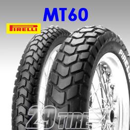 ยางนอก Pirelli (พีแรลลี่) MT60 ลุยๆขอบ 17