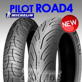 ยางนอก Michelin รุ่น Pilot Road 4 ขอบ 17 ทั้งหมด