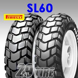 ยางนอก Pirelli  (พีแรลลี่) SL60 ขอบ 12