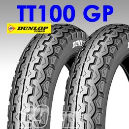 ยางนอก Dunlop รุ่น TT100gp ขอบ 18