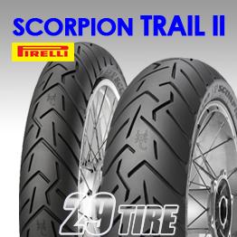 ยางนอก Pirelli รุ่น Scorpion trail II ขอบ 17 ทั้งหมด
