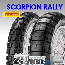 ยางนอก Pirelli รุ่น Scorpion Rally