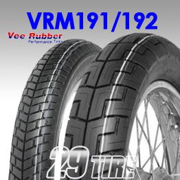 ยางนอก Vee Rubber รุ่น VRM191 และ 192 ขอบ 18