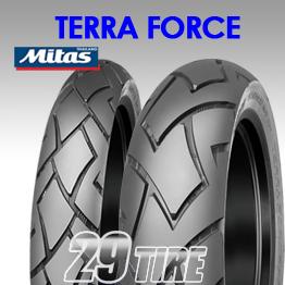 ยางนอก Mitas รุุ่น Terra Force-R
