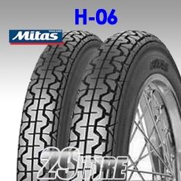 ยางนอก Mitas รุ่น H-06 ขอบ 18 นิ้ว
