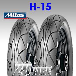 ยางนอกไมทัส Mitas รุ่น H-15
