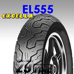 ยางนอก Excella EL555 ยางหลังสตีด Steed