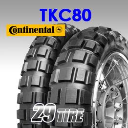 ยางนอก Continental รุ่น TKC80 Twinduro
