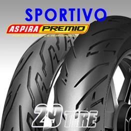 ยาง Aspira รุ่น Sportivo ขอบ 17