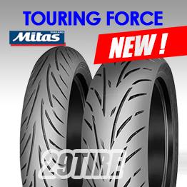 ยางนอก Mitas รุ่น Touring Force-Radial
