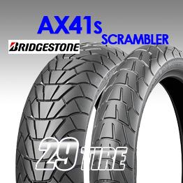 Bridgestone รุ่น Battlax AX41S