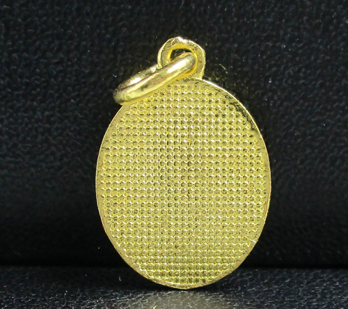จี้ ไอ้ไข่ ลงยา ทอง96.5 สวยน่าสะสม นน. 1.90 g 1