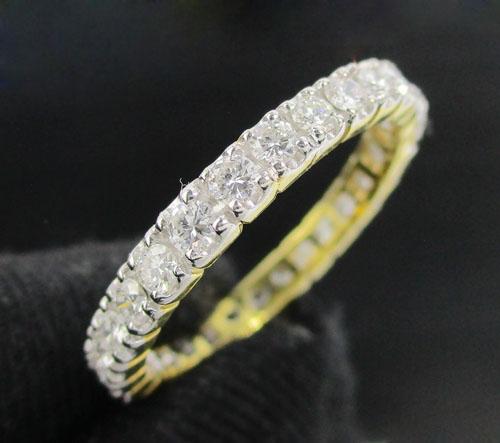 แหวน เพชรรอบวง เพชร 28 เม็ด 0.93 กะรัต ทอง18K งานสวยมาก นน. 3.10 g