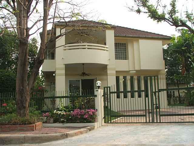 (มีผู้เช่าแล้ว) บ้านเช่ารามคำแหง / BEAUTY HOUSE FOR RENT บ้านขนาดใหญ่ 150ตรว.สวยใหม่กิ๊บ ใกล้ทะเลสาป