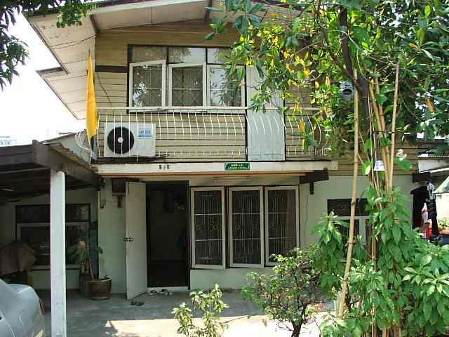 (ให้เช่าแล้ว) บ้านเช่าสุขุมวิท 77 / บ้านเช่าราคาถูก  ใกล้รถไฟฟ้า BTS อ่อนนุช บ้านเดี่ยว 70 ตรว. 2