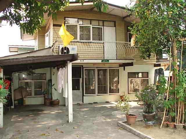 (ให้เช่าแล้ว) บ้านเช่าสุขุมวิท 77 / บ้านเช่าราคาถูก  ใกล้รถไฟฟ้า BTS อ่อนนุช บ้านเดี่ยว 70 ตรว. 3