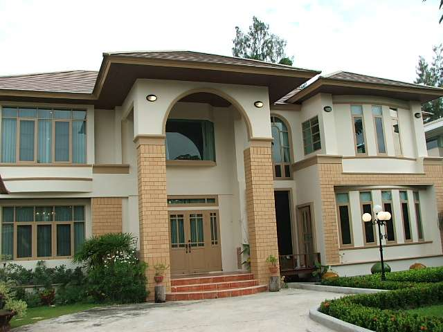 (มีผู้เช่าแล้ว) บ้านเช่ารังสิต / คฤหาสน์สวยหรูหรา ให้เช่า-ขาย เฟอร์ครบ หมู่บ้านเมืองเอกรังสิต