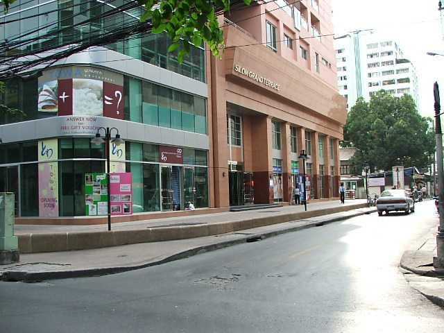 (ให้เช่าแล้ว) บ้านเช่าสีลม / Condo For Rent Silom GrandTerrace ให้เช่าห้องชุดสวย 120 ตรม.ใจกลางเมือง