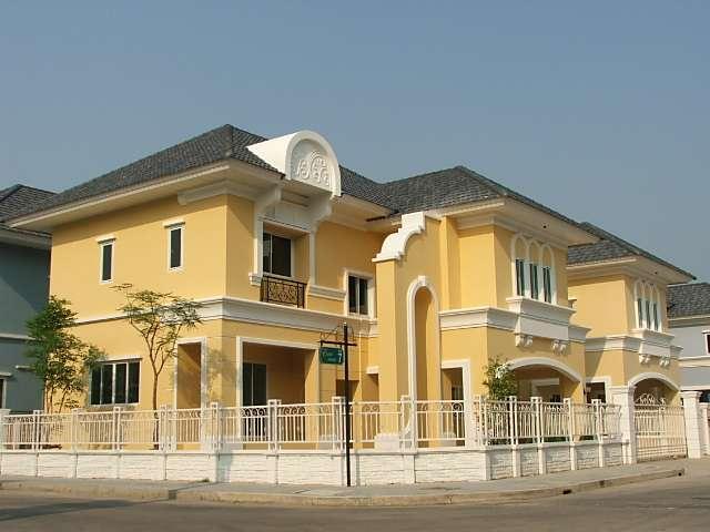 (บ้านเช่าไปแล้ว) บ้านเช่าอ่อนนุช / บ้านสวยให้เช่า หมู่บ้านปริญสิริ ดิ ยูโรไพร์ม อ่อนนุช-สุวรรณภูมิ โ 2