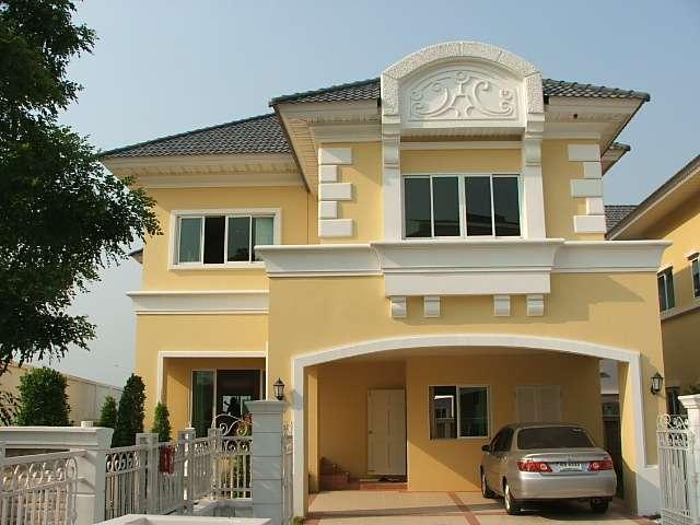 (บ้านเช่าไปแล้ว) บ้านเช่าอ่อนนุช / บ้านสวยให้เช่า หมู่บ้านปริญสิริ ดิ ยูโรไพร์ม อ่อนนุช-สุวรรณภูมิ โ 3