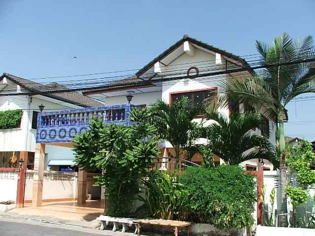 (มีผู้เช่าแล้ว) บ้านเช่าดอนเมือง-แจ้งวัฒนะ / บ้านเช่าสวย 4 ห้องนอน เฟอร์ครบทั้งหลัง ใกล้เมืองทองธานี