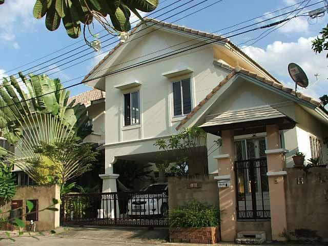 (มีผู้เช่าแล้ว) บ้านเช่ารังสิต-ลำลูกกา / บ้านสวย หมู่บ้าน Discovery Balihai รังสิตคลอง4 พร้อมเฟอร์
