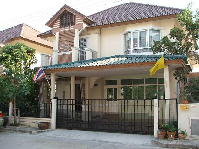 (ให้เช่าแล้ว) บ้านเช่าดอนเมือง / บ้านสวยให้เช่า ไม่แพง บ้านใหม่พร้อมอยู่ เฟอร์ครบหิ้วกระเป๋าอยู่ได้เ