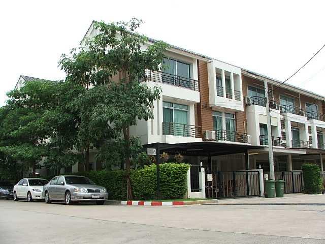 (ให้เช่าแล้ว) บ้านเช่าแจ้งวัฒนะ / HOME OFFICEใหม่ โครงการหรู VISTA Park ริมถนนวิภาวดี เฟอร์ครบ