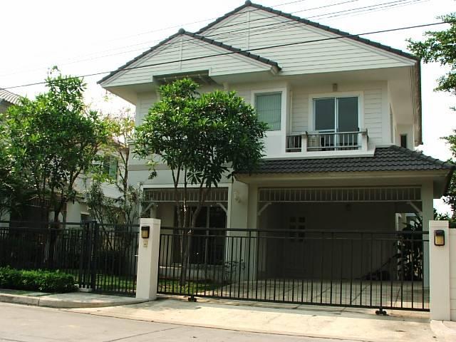 (มีผู้เช่าแล้ว) บ้านเช่าพระราม5 / บ้านสวยให้เช่า โครงการหรู มัณฑนา ปิ่นเกล้า-พระราม5 พร้อมเฟอร์ ราคา
