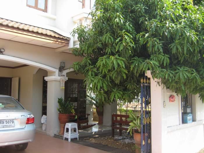 (บ้านเช่าไปแล้ว) บ้านเช่ารังสิต / บ้านเดี่ยวให้เช่า ราคาถูก หมู่บ้านธงชัย รังสิตคลอง2 บ้านน่าอยู่เฟอ 2