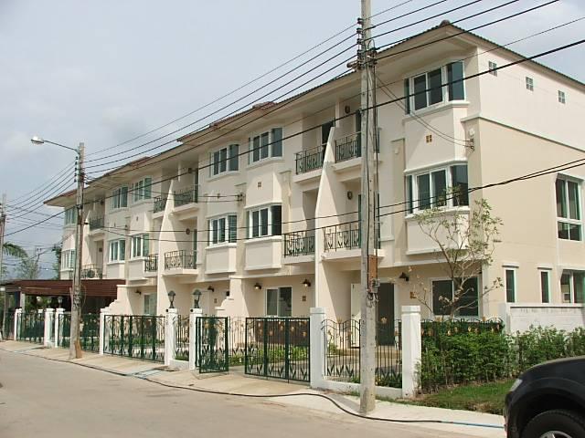 (มีผู้เช่าแล้ว) บ้านเช่ารามอินทรา / HOME OFFICE ให้เช่าถูก หมู่บ้านศุภาลัยพาร์ควิลล์-รามอินทรา23 ทำเ 2