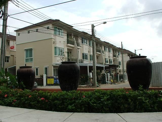 (มีผู้เช่าแล้ว) บ้านเช่ารามอินทรา / HOME OFFICE ให้เช่าถูก หมู่บ้านศุภาลัยพาร์ควิลล์-รามอินทรา23 ทำเ 1