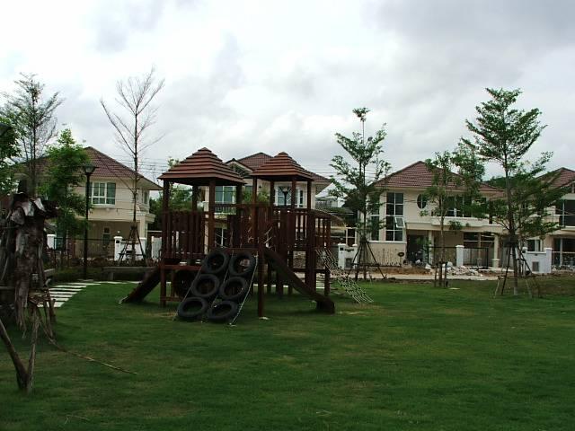 (มีผู้เช่าแล้ว) บ้านเช่ารามอินทรา / HOME OFFICE ให้เช่าถูก หมู่บ้านศุภาลัยพาร์ควิลล์-รามอินทรา23 ทำเ 3
