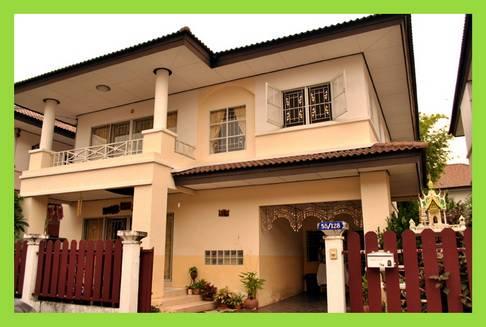 (บ้านเช่าไปแล้ว) บ้านเช่าปทุมธานี / ให้เช่าบ้านเดี่ยว!หมู่บ้านทรัพย์หมื่นแสน อำเภอเมืองปทุมธานี