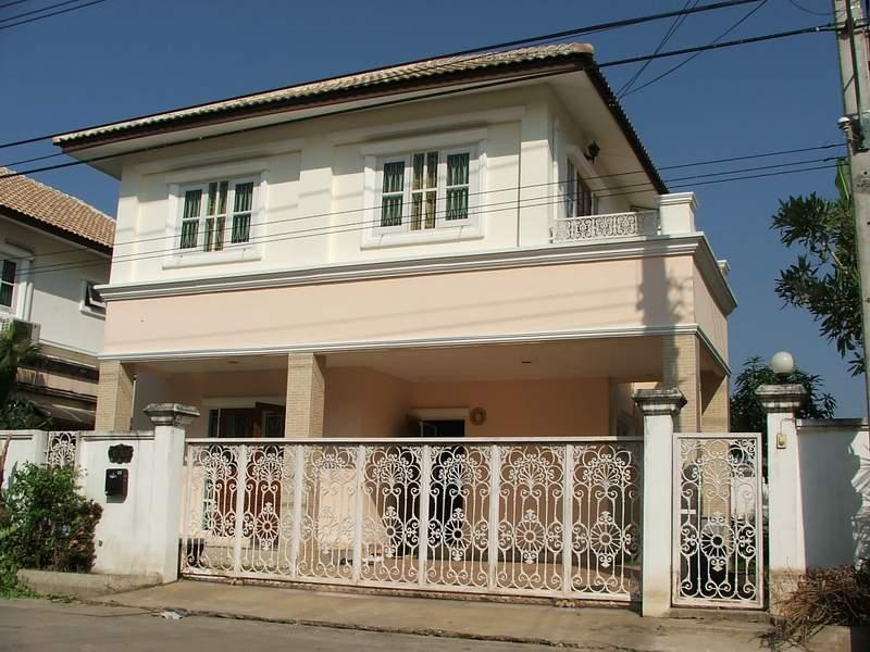 (บ้านเช่าไปแล้ว) บ้านเช่ารามอินทรา / บ้านเดี่ยวให้เช่า ราคาไม่แพง ใกล้ห้างแฟชั่น รามอินทรา เฟอร์นิเจ