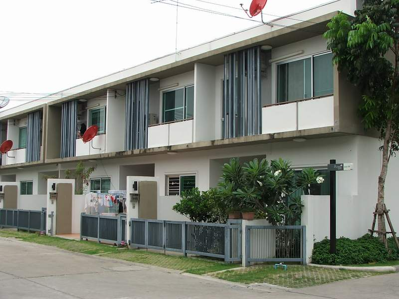 (บ้านเช่าไปแล้ว) บ้านเช่าลาดพร้าว / HOME Office ให้เช่า ลาดพร้าว71 ทาวน์เฮาส์น่าอยู่ ตกแต่งแล้ว พร้อ