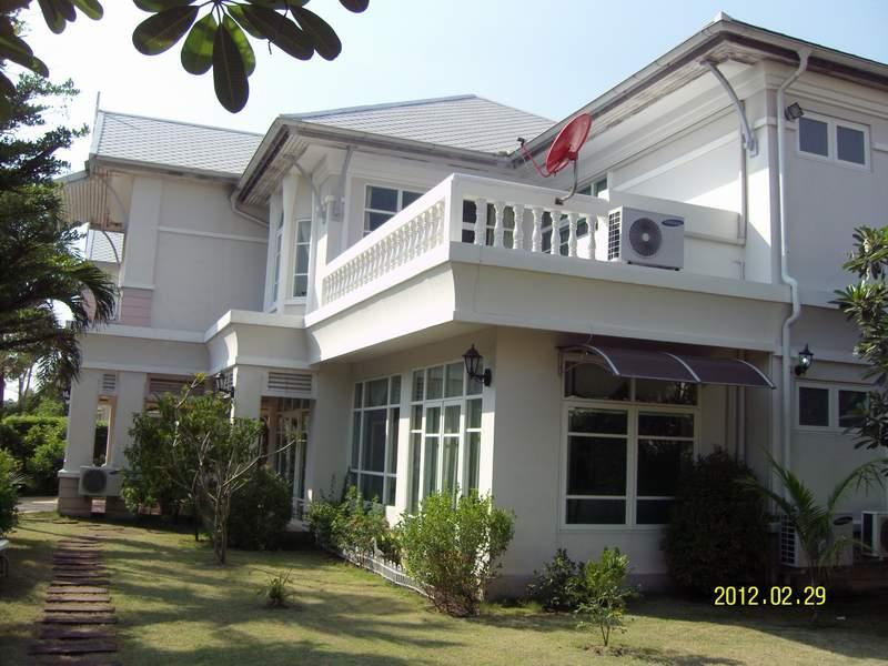 (บ้านเช่าไปแล้ว) บ้านเช่าบางนา / บ้านสวยให้เช่า ตกแต่งหรูหรา หมู่บ้านอนันดาสปอร์ตไลฟ์-บางนา กว้างขวา