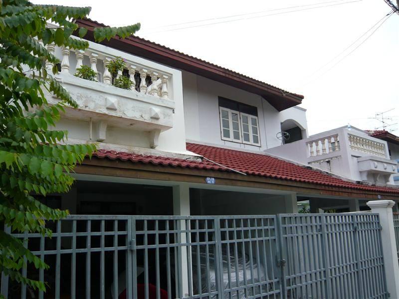 (บ้านเช่าไปแล้ว)บ้านเช่าราคาถูกพุทธมณฑลสาย2 / บ้านเดี่ยวให้เช่าถูกมาก ย่านพุทธมณฑลสาย2 เขตทวีวัฒนา 1