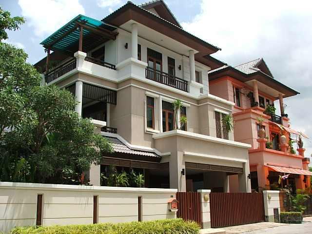 (บ้านเช่าไปแล้ว) บ้านเช่าลาดพร้าว / บ้านสวยมาก ให้เช่าบ้านเดี่ยว 3ชั้น เฟอร์ครบโครงการหรูอารียาคาซ่า