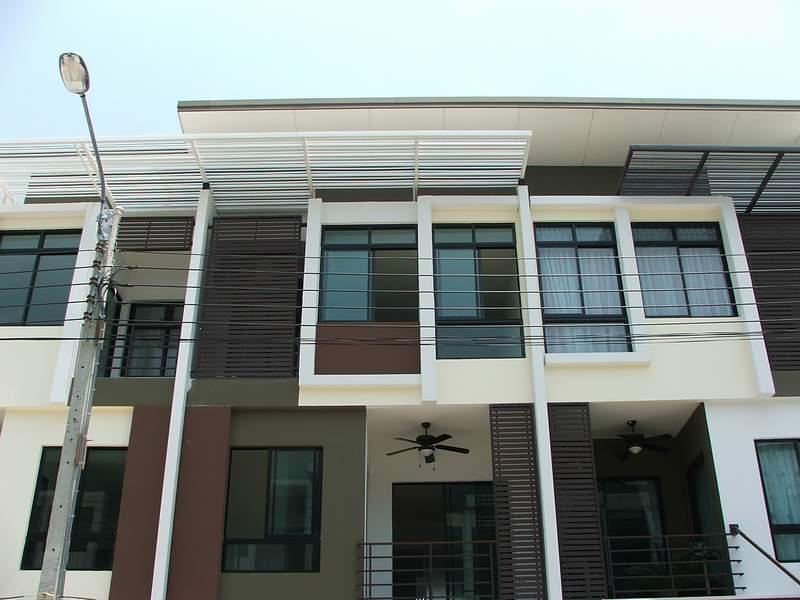 (บ้านเช่าไปแล้ว)บ้านเช่าเอกชัย-บางบอน / ให้เช่าราคาถูก ทาวน์โฮมใหม่ 3ชั้น โครงการ Sixnature เอกชัย64 4