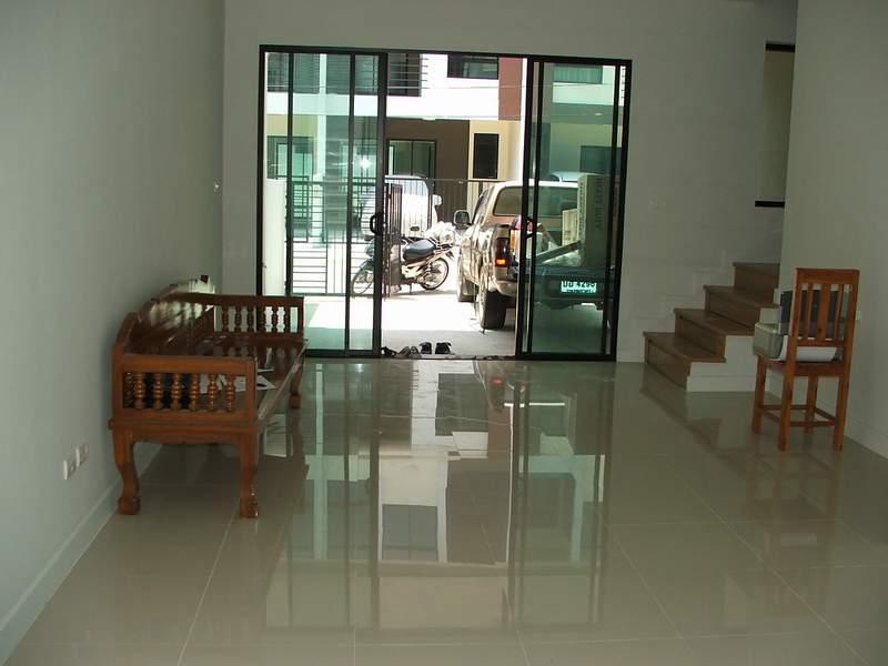(บ้านเช่าไปแล้ว)บ้านเช่าเอกชัย-บางบอน / ให้เช่าราคาถูก ทาวน์โฮมใหม่ 3ชั้น โครงการ Sixnature เอกชัย64 6