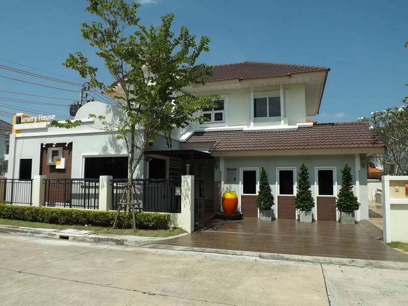 (บ้านเช่าไปแล้ว)บ้านเช่ามีนบุรี/บ้านเดี่ยวให้เช่า หลังใหญ่5 ห้องนอน ม.เพอร์เฟคพาร์ค ร่มเกล้า-มีนบุรี